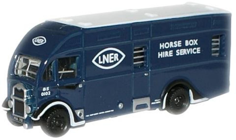 1:148 LNER Horsebox
