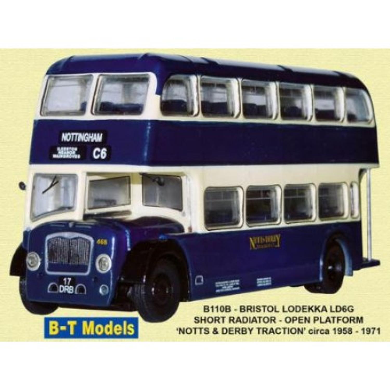 Bristol Lodekka LD6G