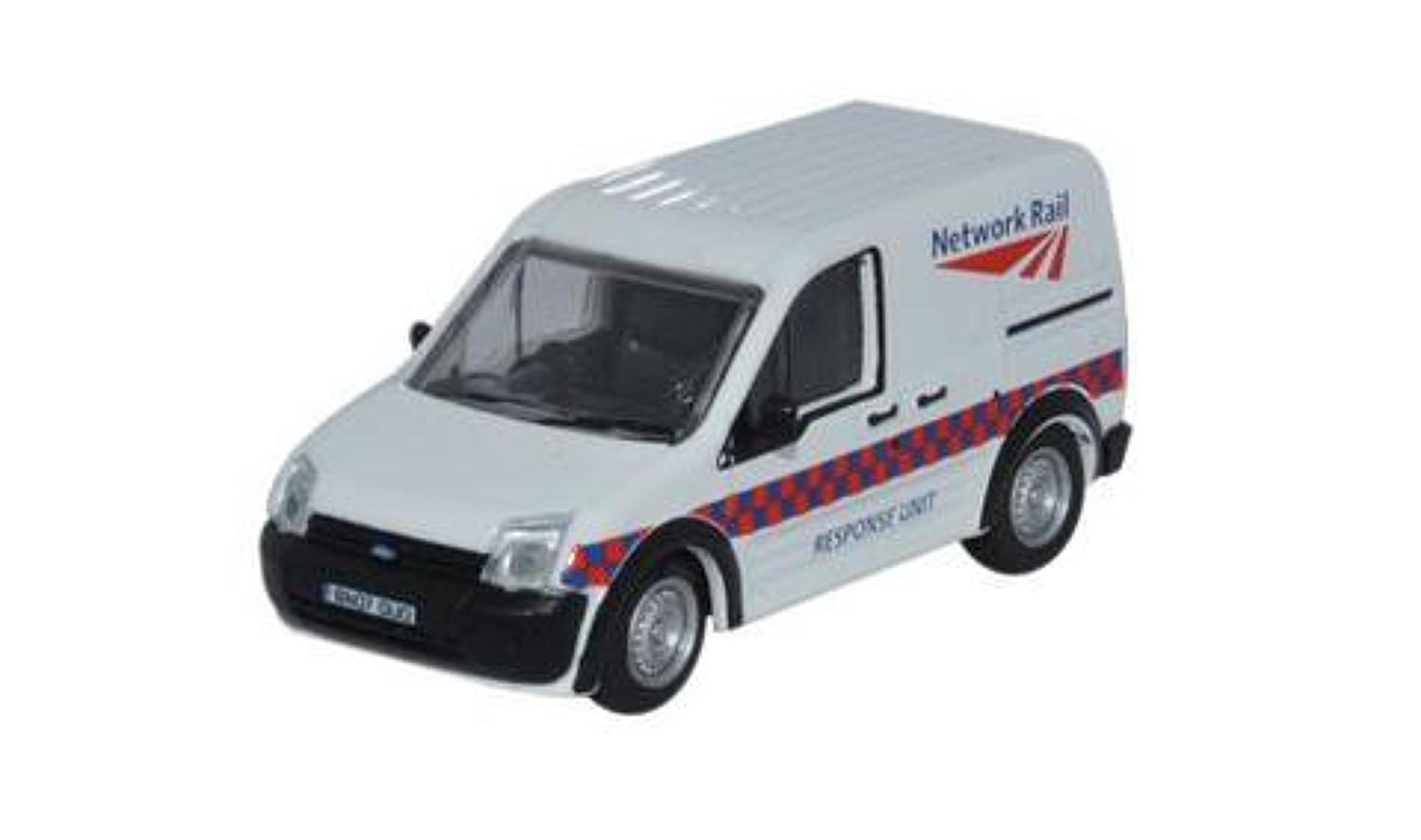 Ford Transit Connect Network Rail