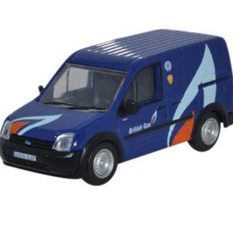Ford Transit Connect British Gas