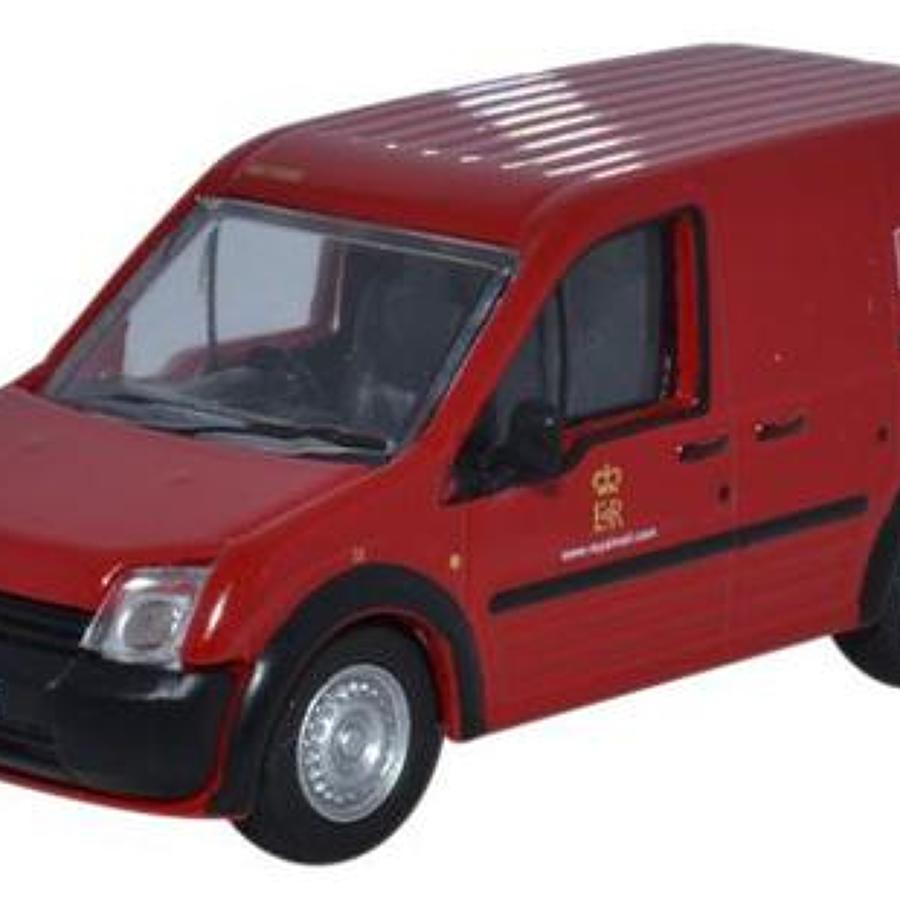 Ford Transit Connect Royal Mail