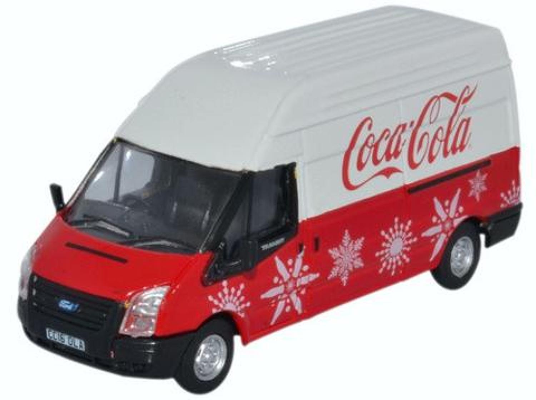 Ford Transit Coca Cola