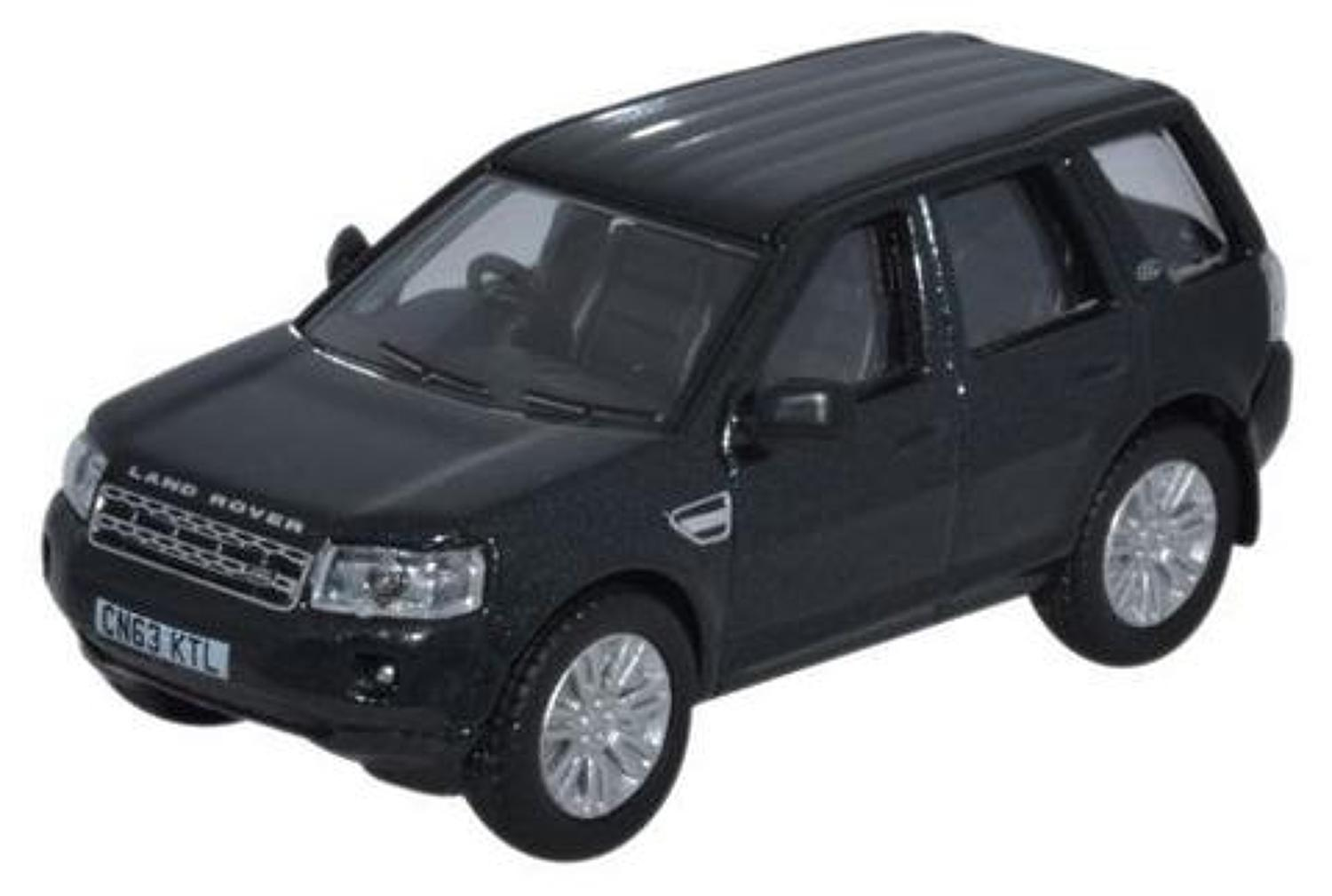 Land Rover Freelander Black