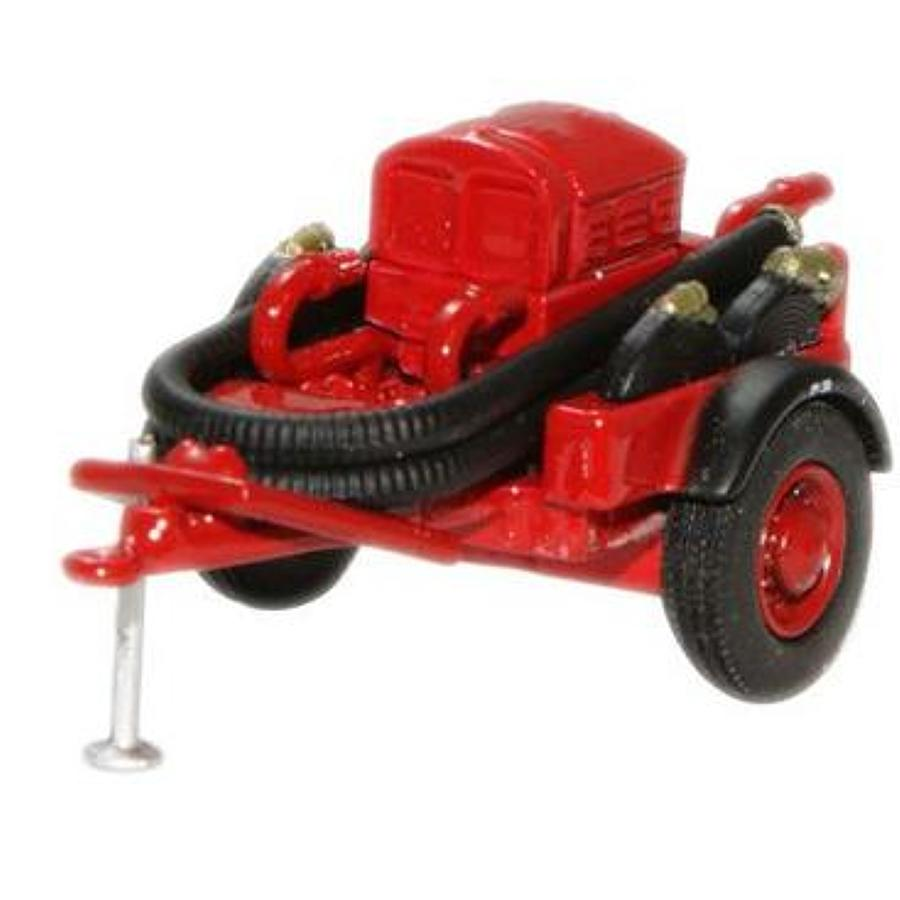 Coventry Climax Pump Trailer