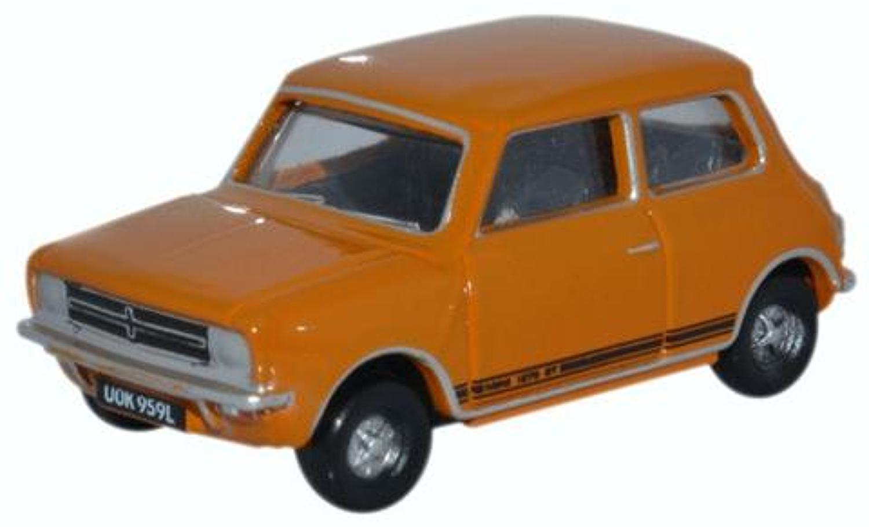 Mini 1275GT Bronze Yellow