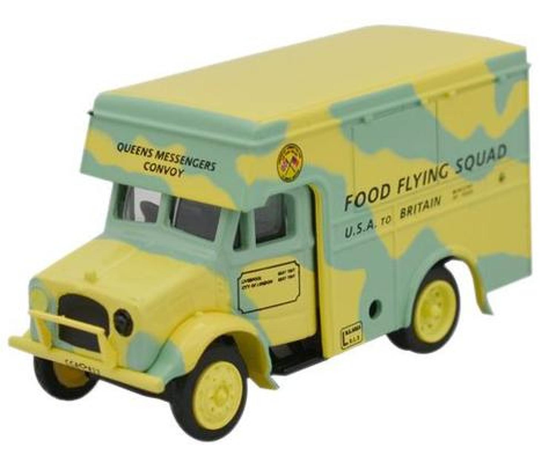 Bedford OX 20cwt Van