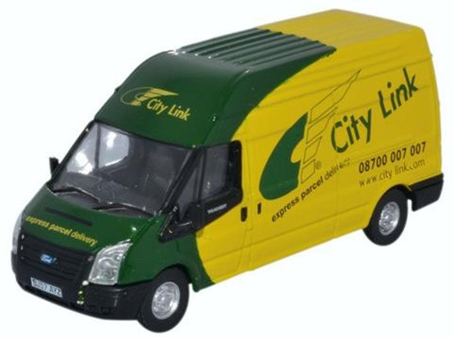 Ford Transit LWB High Roof City Link
