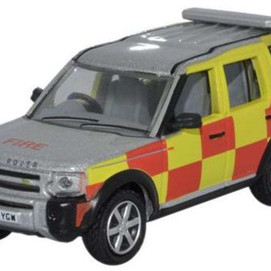 Land Rover Discovery Nottinghamshire F & R