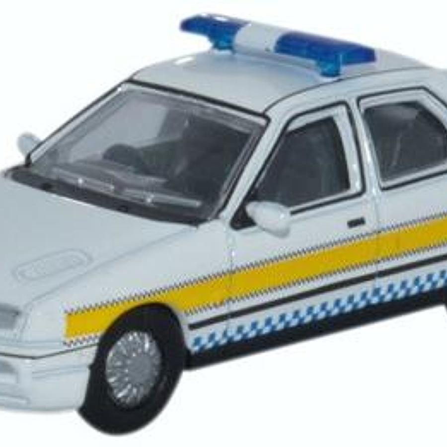 Ford Sierra Sapphire Police