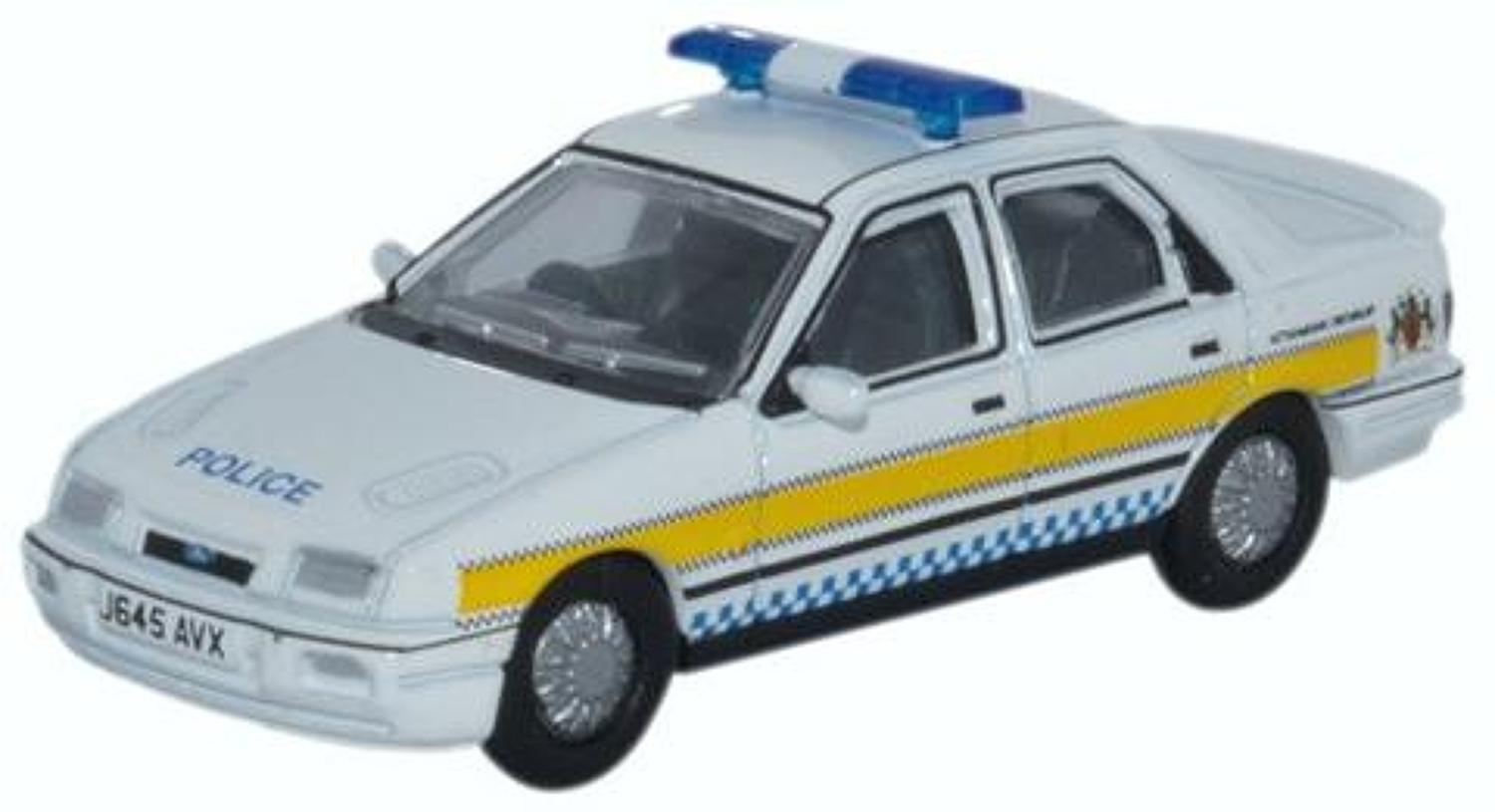 Ford Sierra Sapphire Police