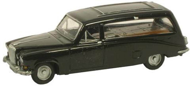 Daimler DS420 Black Hearse