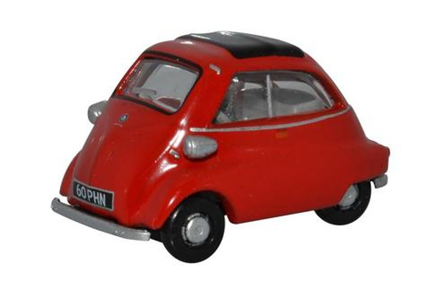 BMW Isetta Red