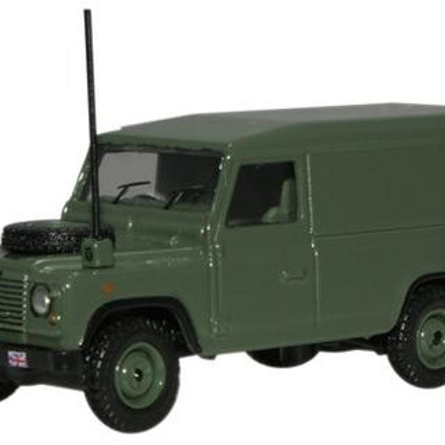 Military Land Rover Defender