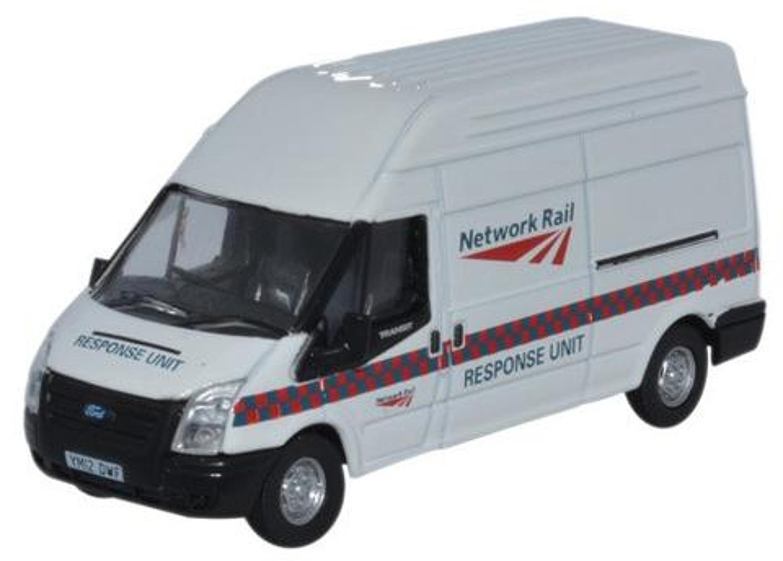 Ford Transit LWB High Network Rail