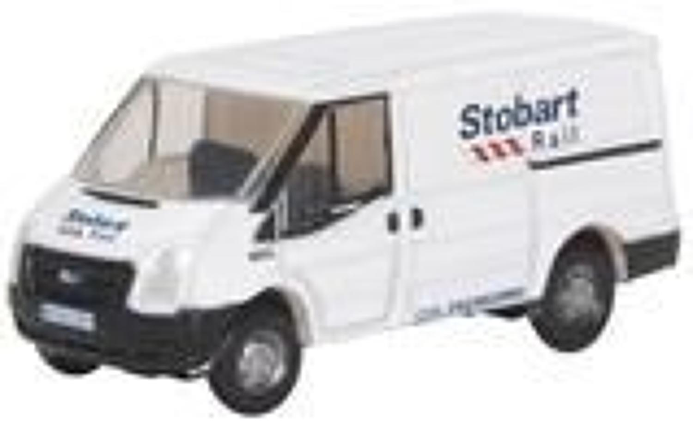 Ford Transit Stobart Rail
