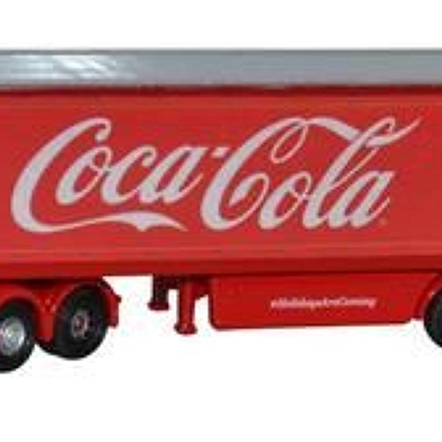 Scania T Cab Coca Cola